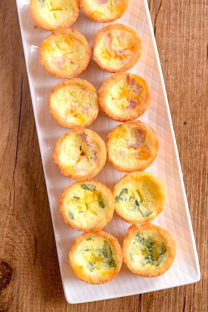 easy mini quiche recipe