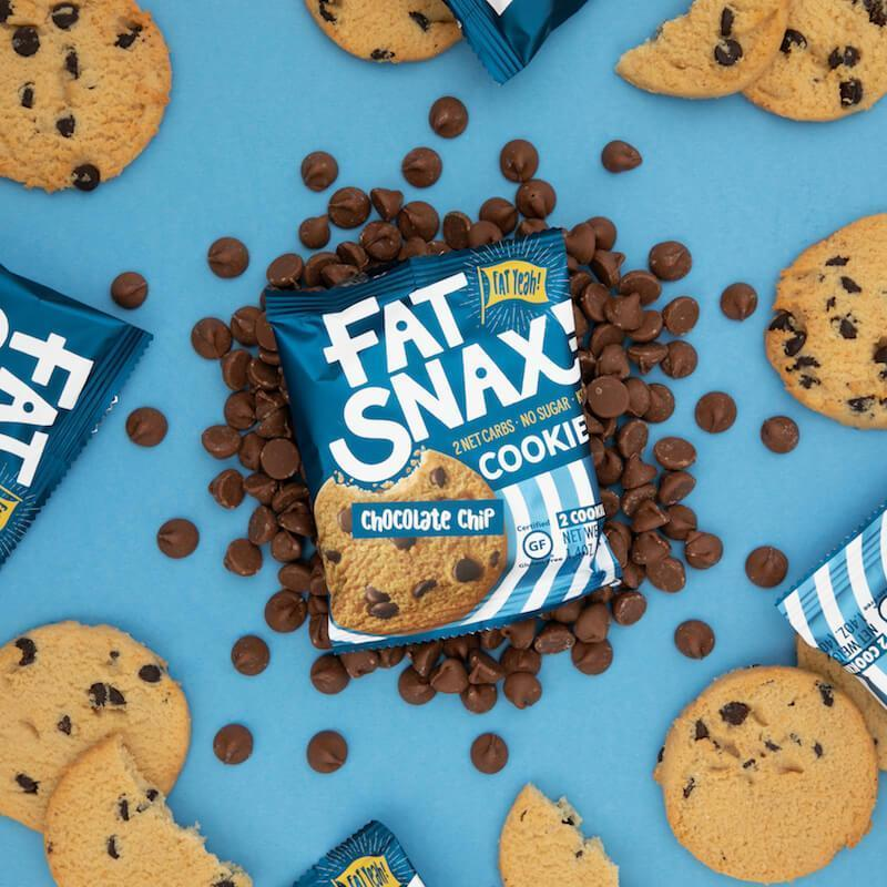 fat snax cookies review