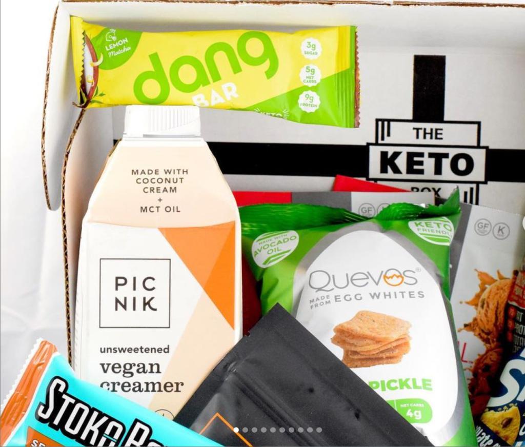 the keto box review