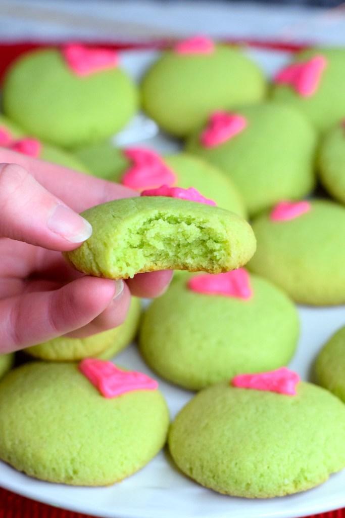 keto almond flour christmas cookies