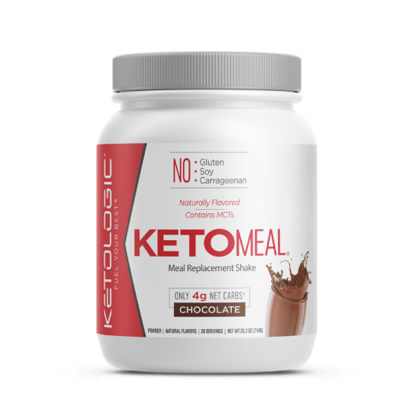 ketologic meal replacement review