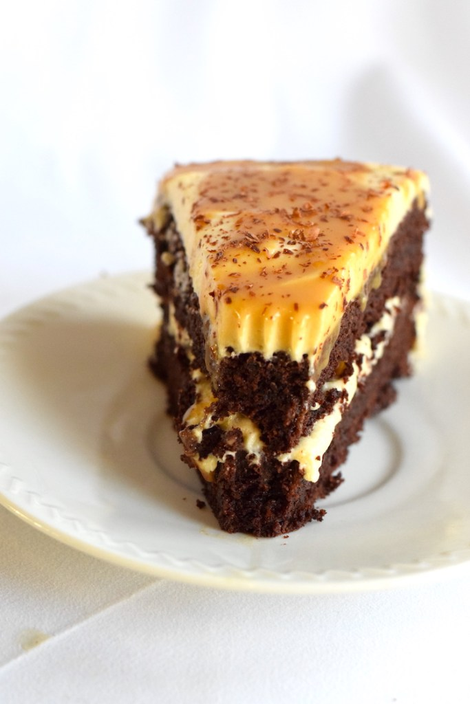 keto cream cheese caramel cake recipe