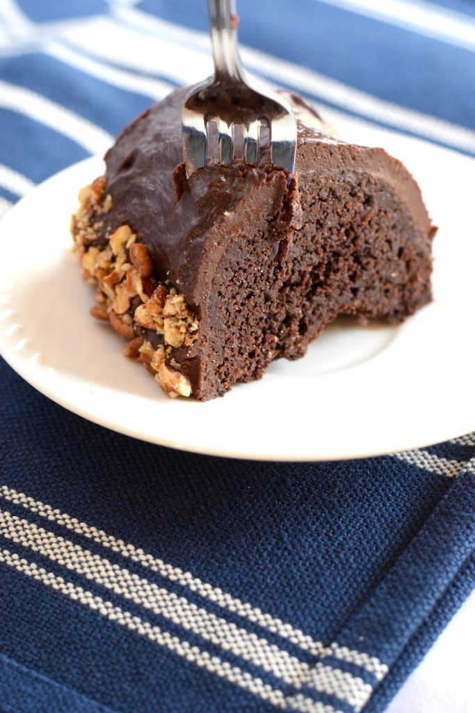 keto friendly chocolate bundt cake