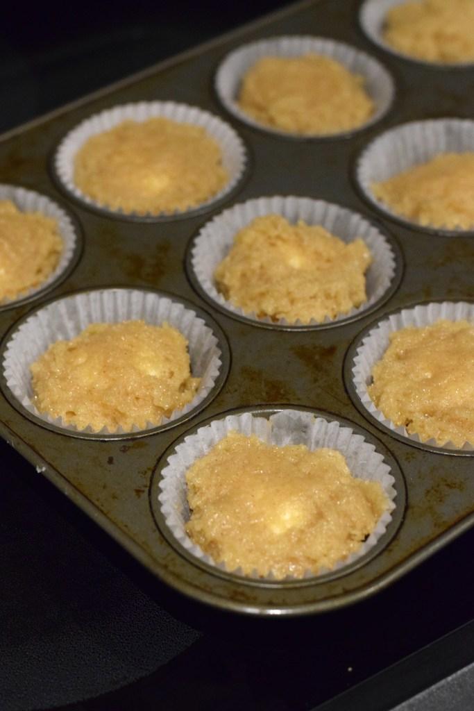 cream cheese cinnamon filled muffins