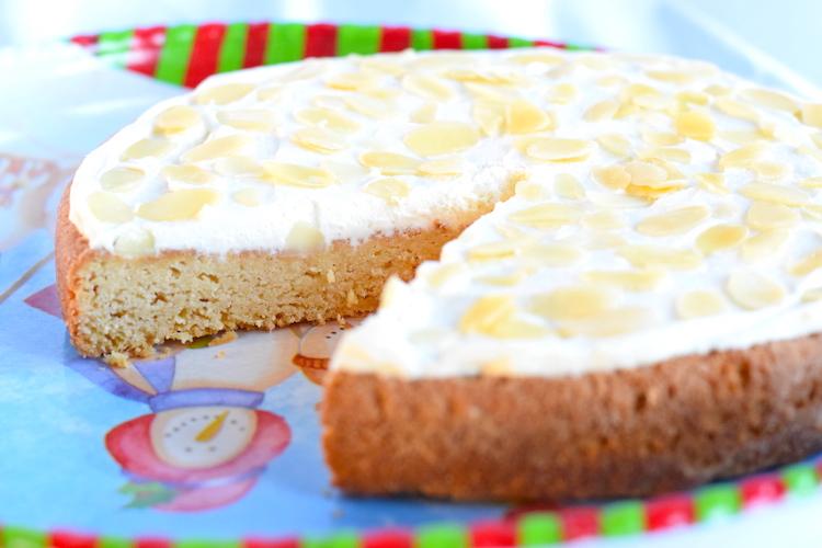 keto almond flour dessert