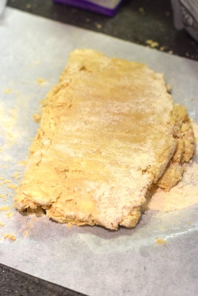 keto biscuit dough recipe