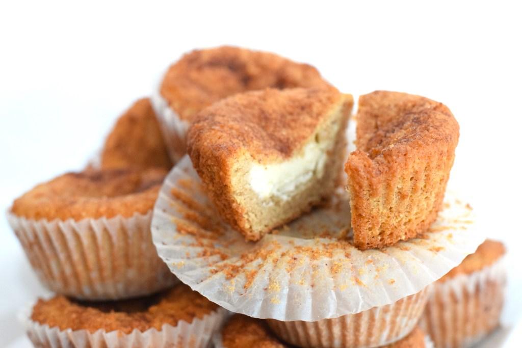 keto snickerdoodle muffin recipe