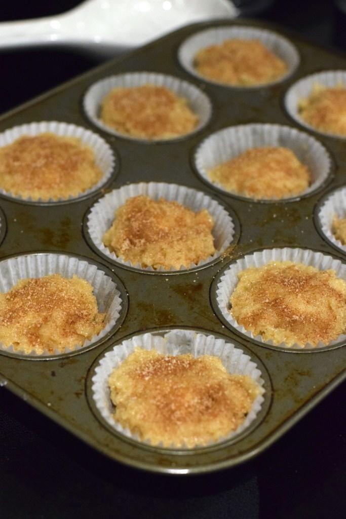 sugar free cheesecake muffins