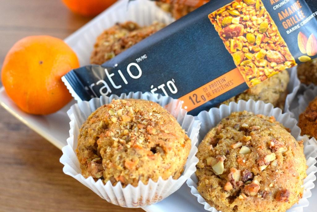 keto almond flour muffins