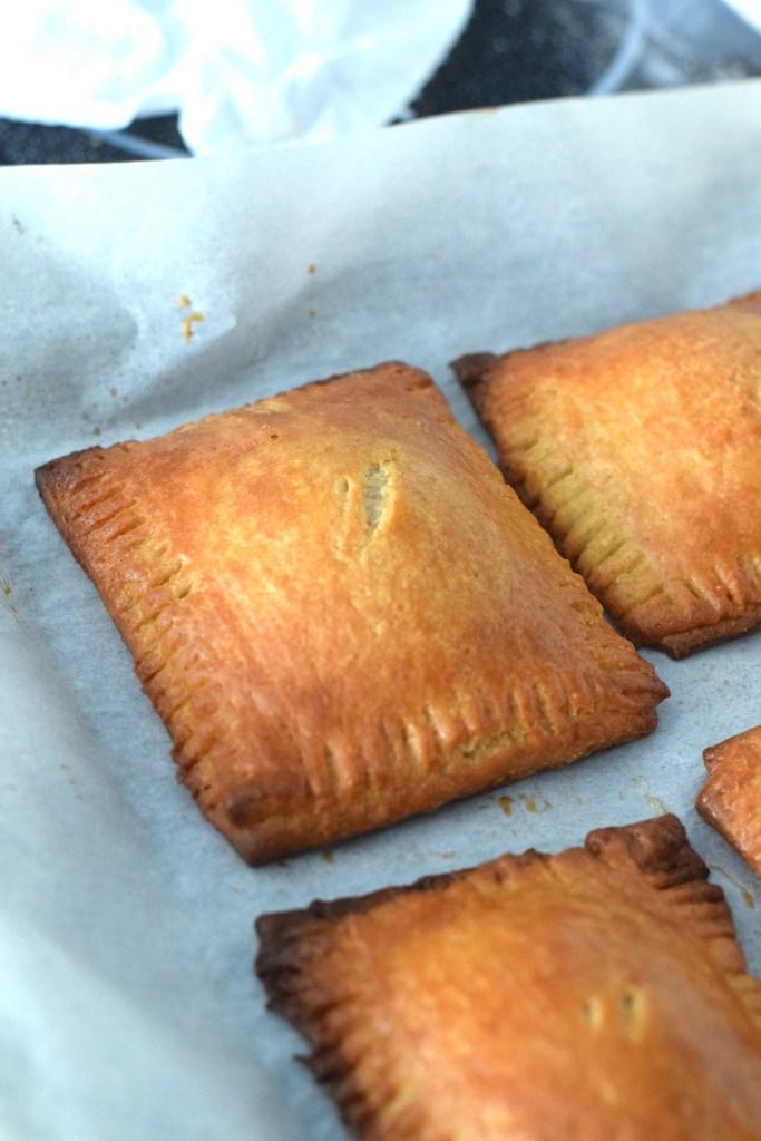 keto flaky puff pastry
