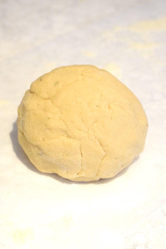 keto focaccia dough