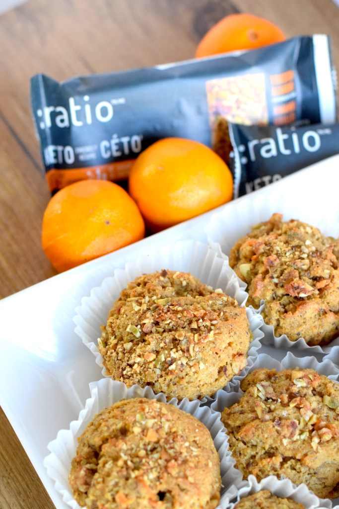 keto morning glory muffins