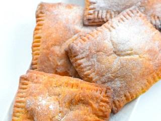 keto strawberry cream cheese puff pastry