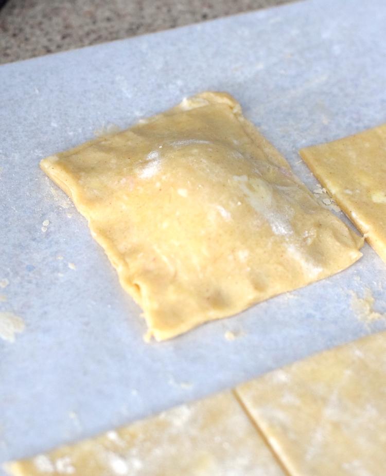 raspberry cream cheese pastry keto