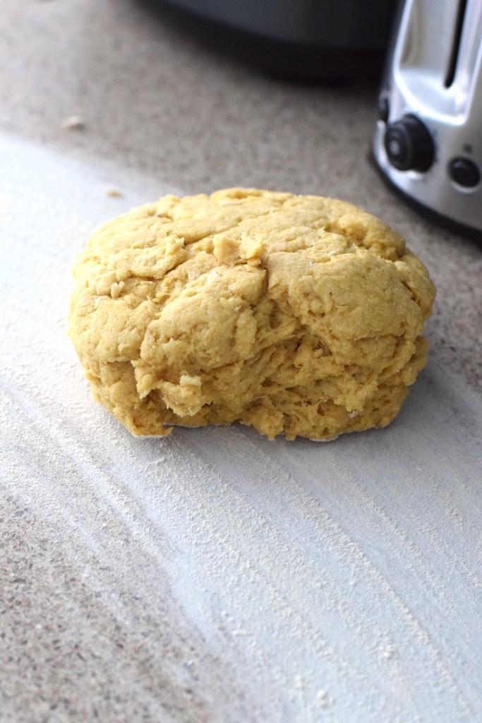 keto bagel dough