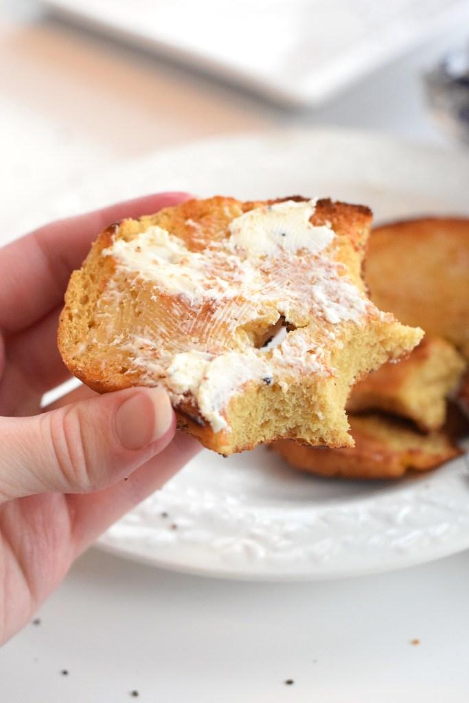 keto cream cheese bagels