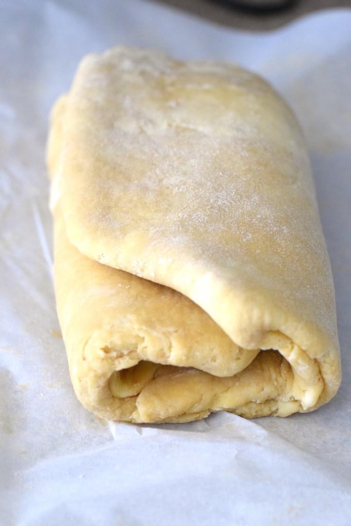 keto croissant dough