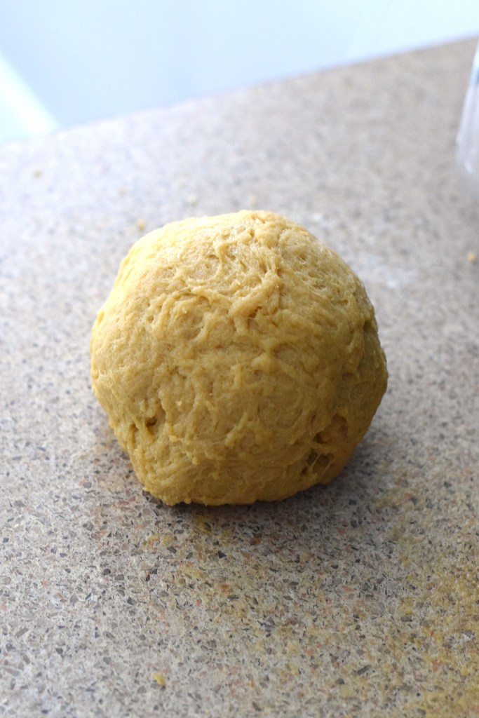 keto dough ball