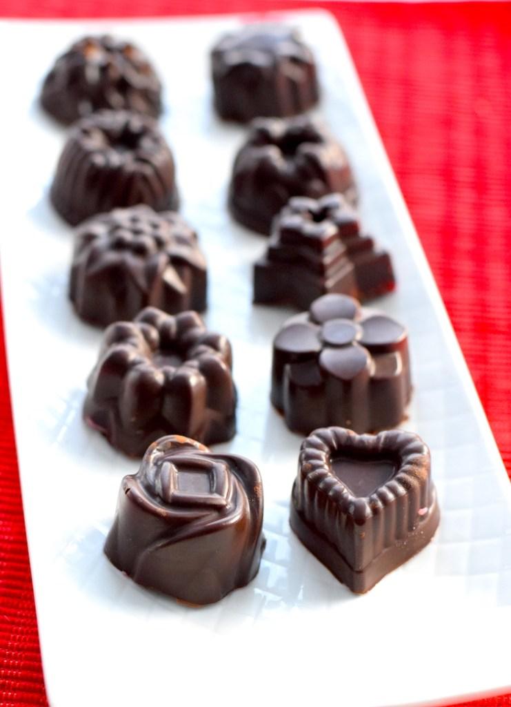 keto low carb chocolates