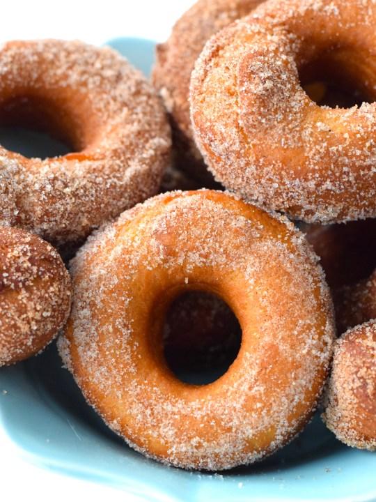 Fried Keto Donuts Recipe