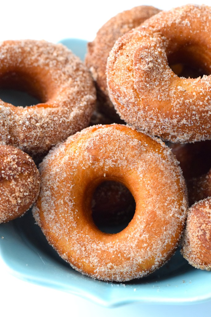 keto low carb fried donuts