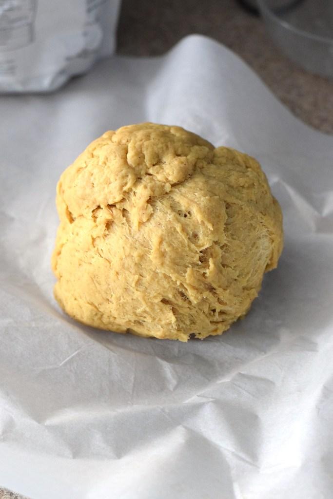 yeast donut dough