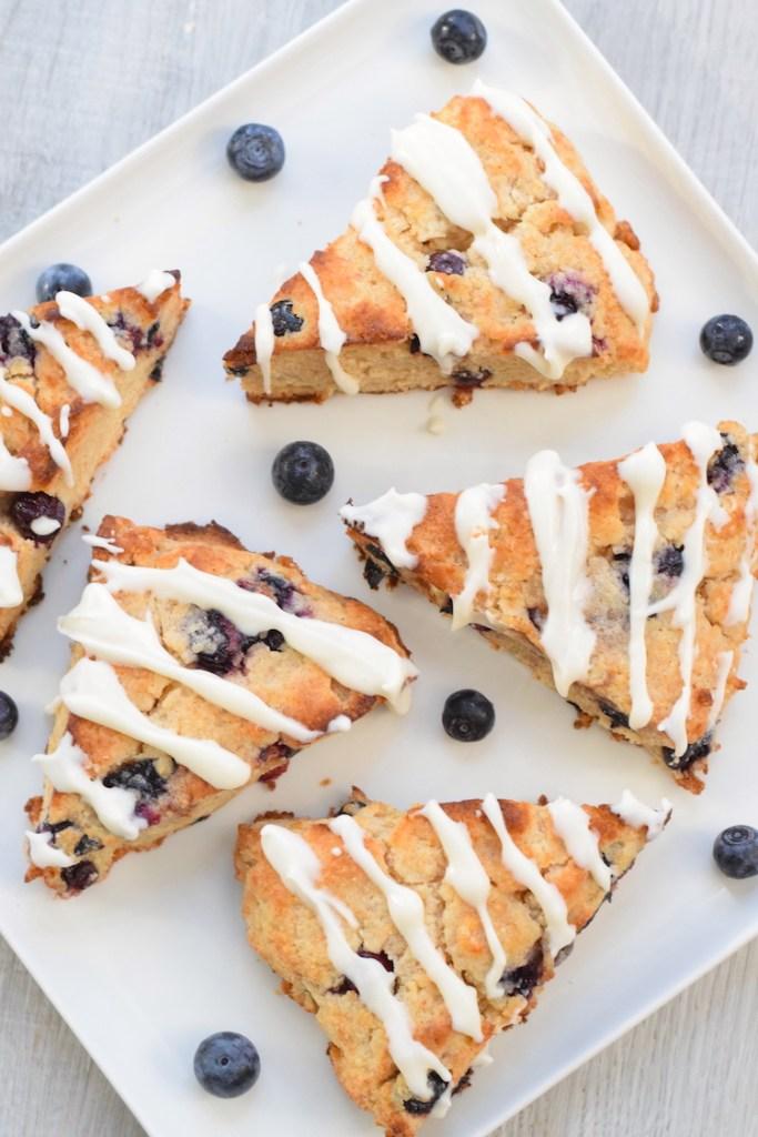 easy keto scones recipe