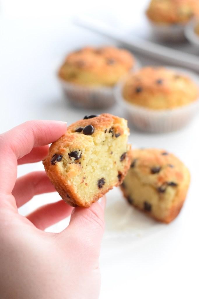healthy keto muffins
