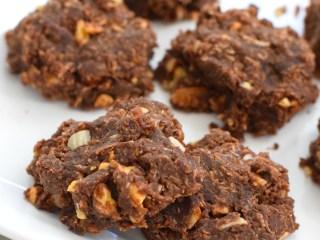 keto chocolate peanut butter cookies recipe