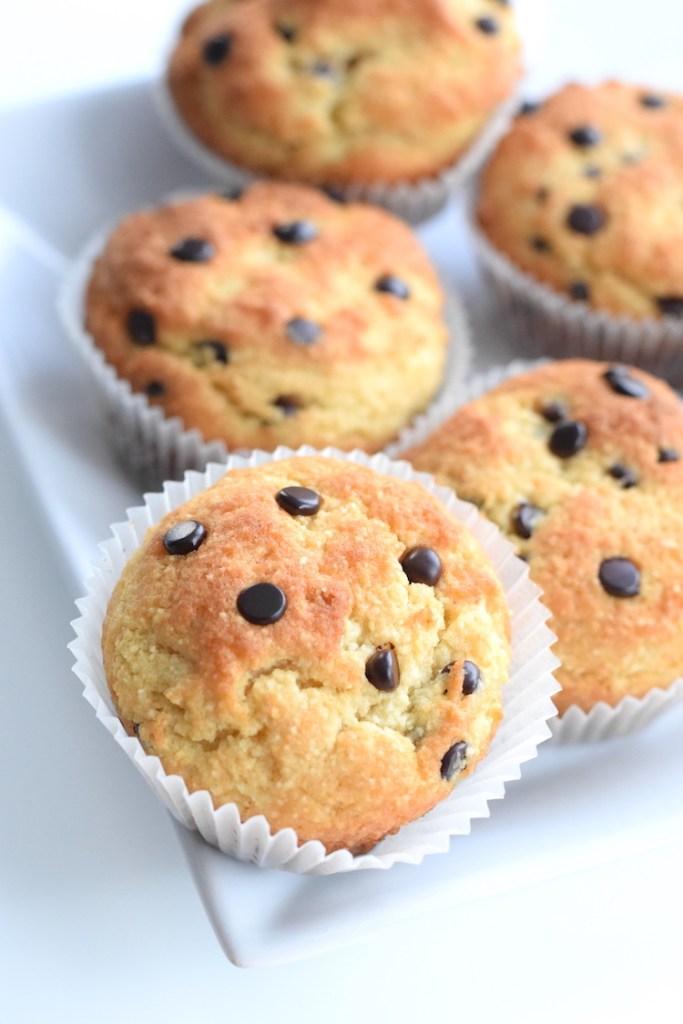 keto muffins recipe chocolate chip