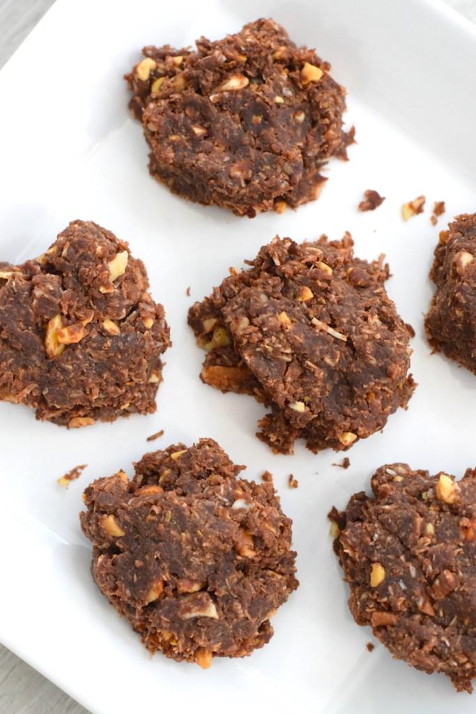 ket no bake peanut butter cookies