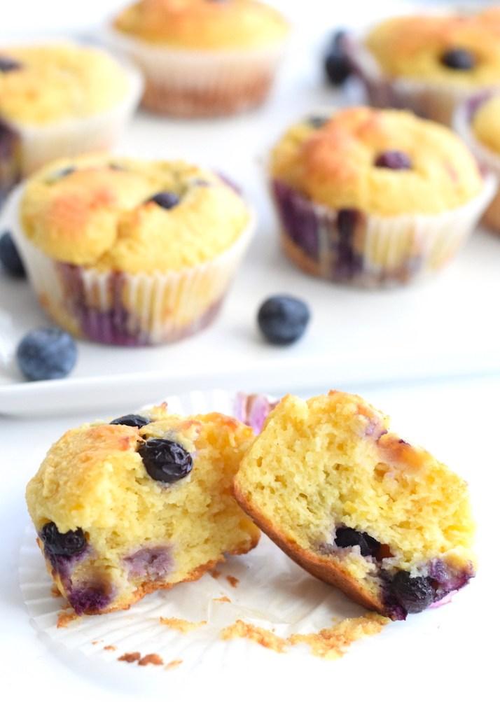 lupin flour muffins