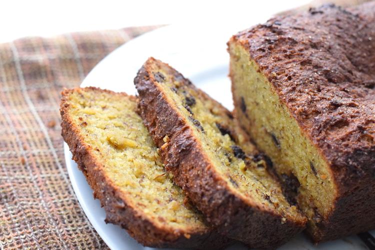 keto low carb banana bread