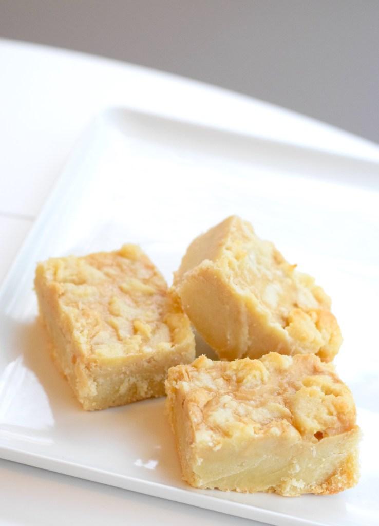 low carb caramel shortbread