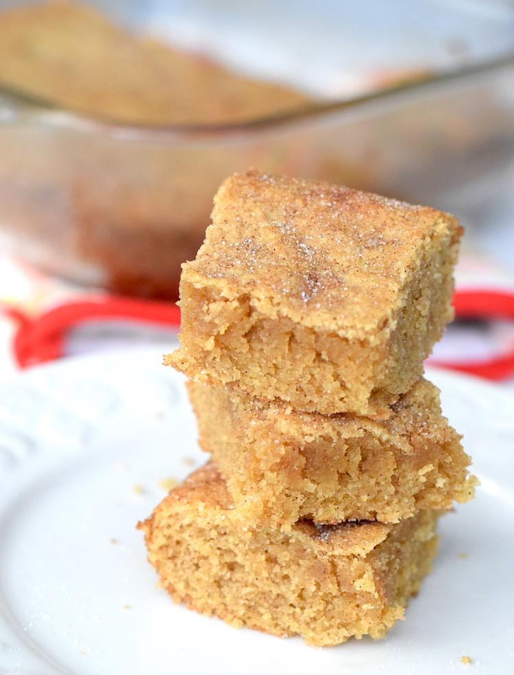 low carb snickerdoodles recipe