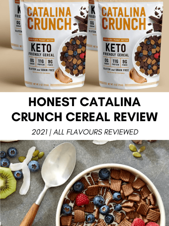 Catalina Crunch Cereal Reviews 2021 | ALL Flavors