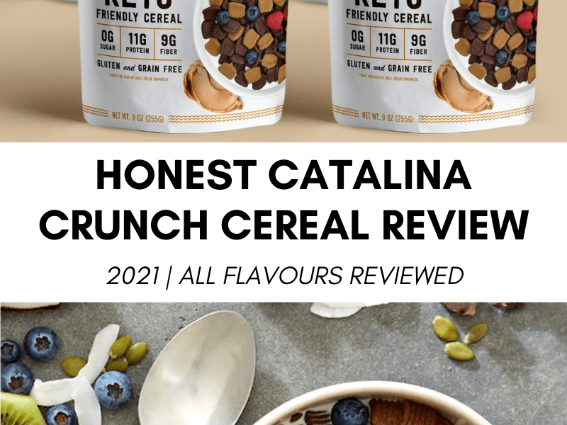 CATALINA CRUNCH HONEST REVIEW 2021