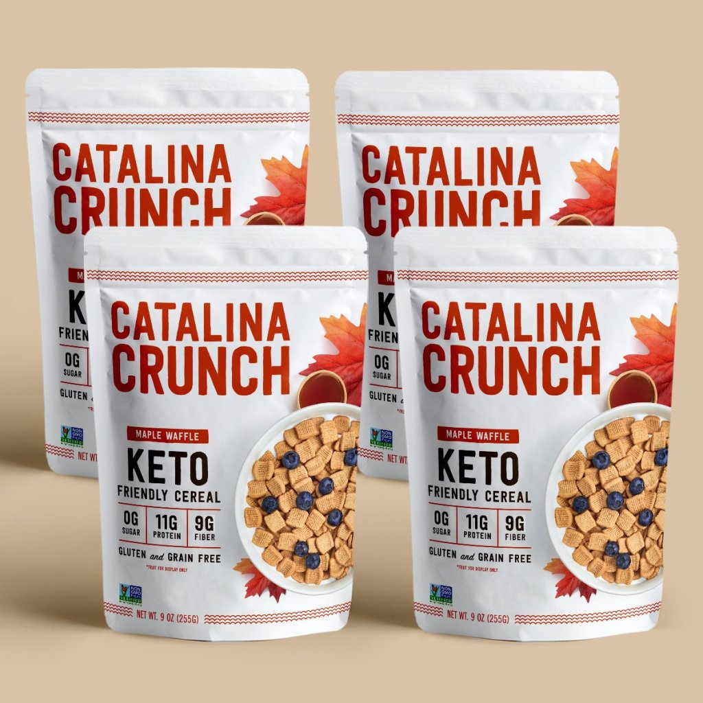 Maple Waffle Catalina Crunch Review