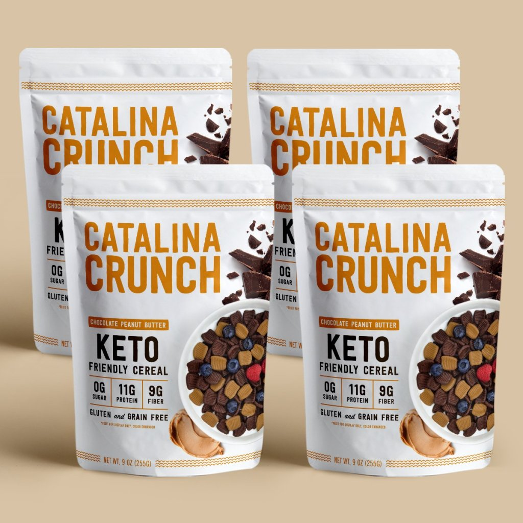 Chocolate Peanut Butter Catalina Crunch Review