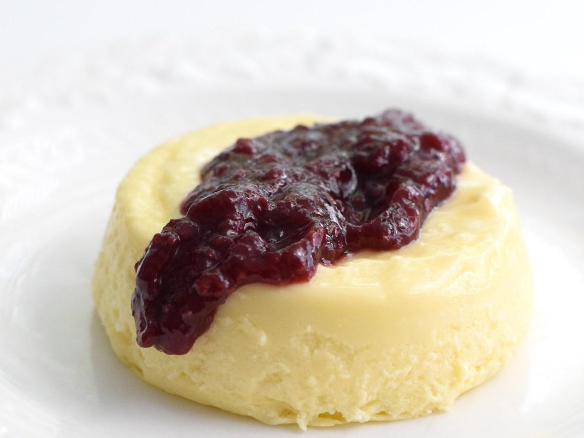 keto 1 minute cheesecake
