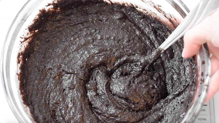 keto chocolate cake batter