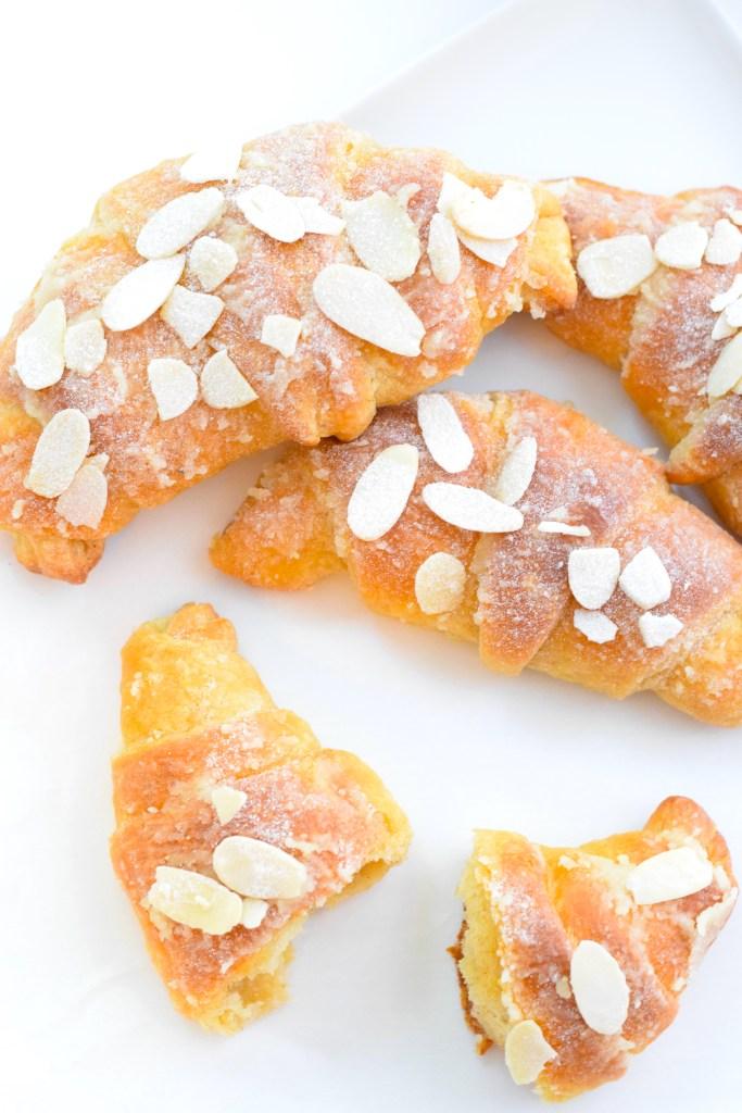 keto croissants oat fiber