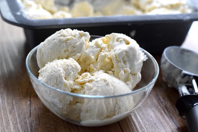 keto heavy cream ice cream