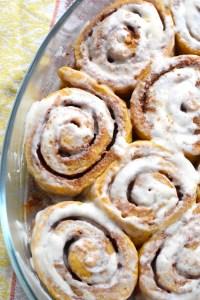 keto lupin flour cinnamon rolls