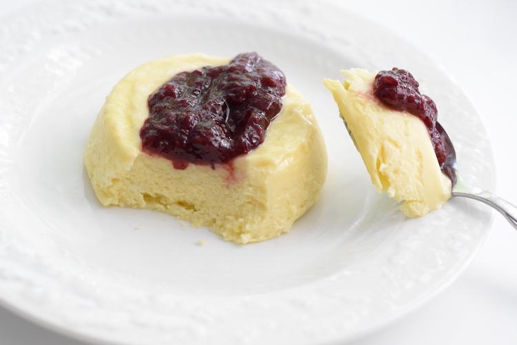 keto mug cheesecake recipe