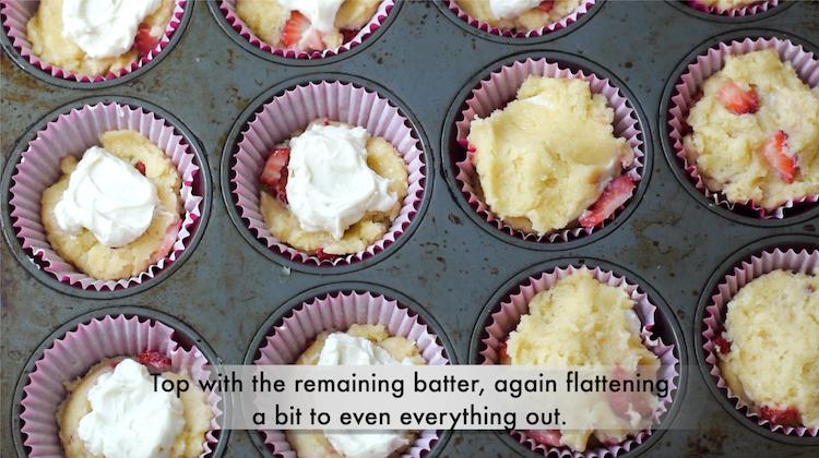 keto strawberry cheesecake batter