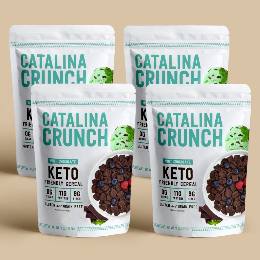 Mint Chocolate Catalina Crunch Review