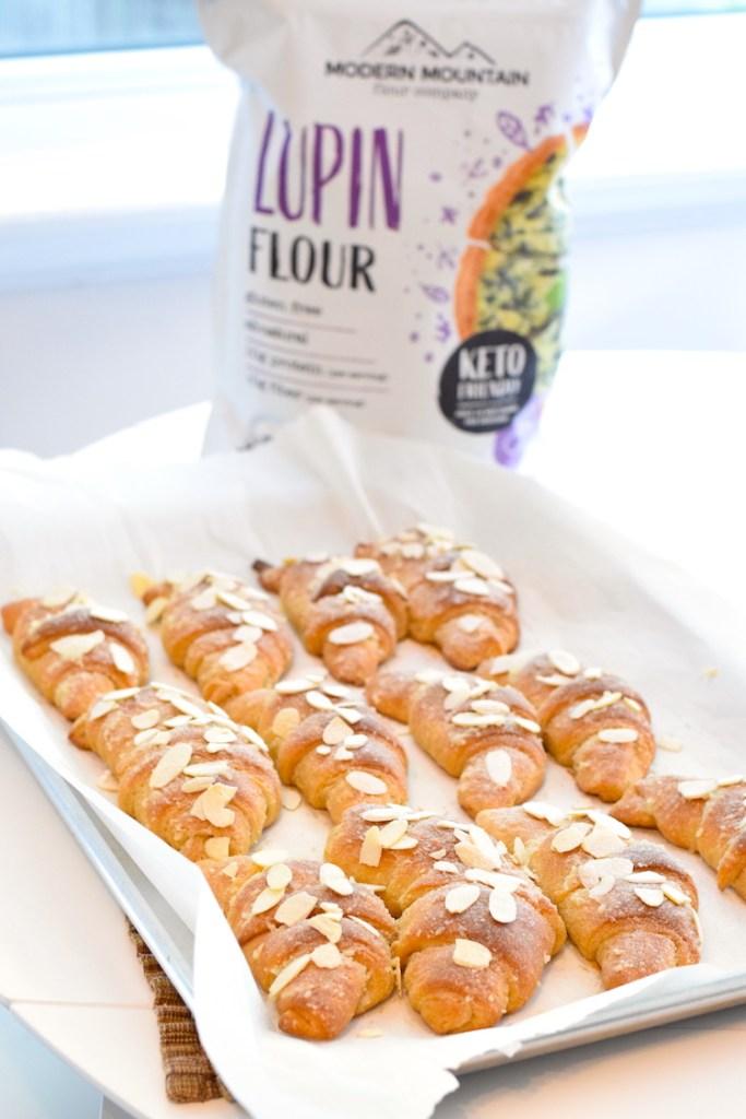 modern mountain flour croissant recipe