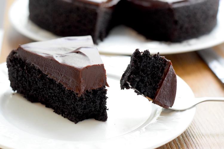 the best keto chocolate cake