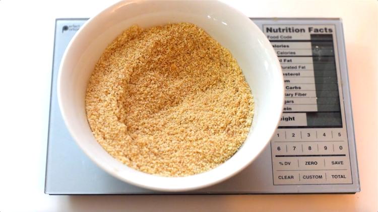 almond flour cinnamon